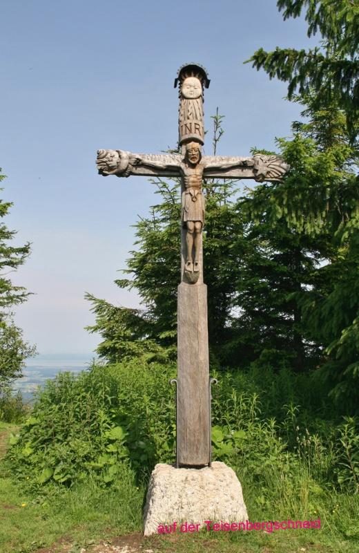 Kreuz Teisenbergschneid