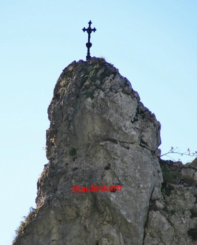 Kreuz Staufenturm