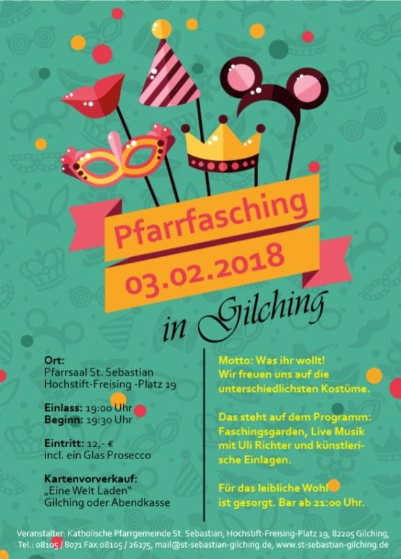 Pfarrfasching_Plakat2018