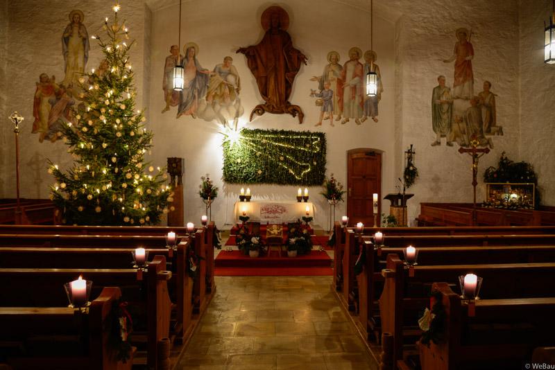 Weihnachtsdeko St. Vinzenz