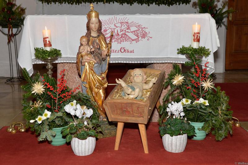 Weihnachtsdeko St. Vinzenz-2