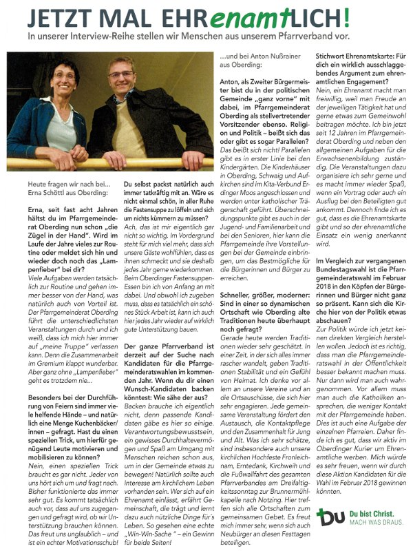 2017-12-08_Pressebericht_Ehrenamt_Pfarrgemeinderat_Oberdinger_Kurier_04