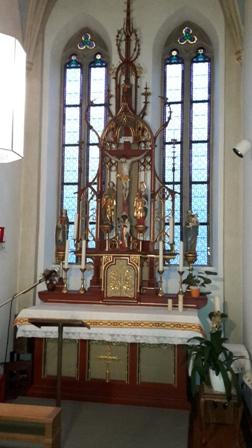St. Vinzenz Altar