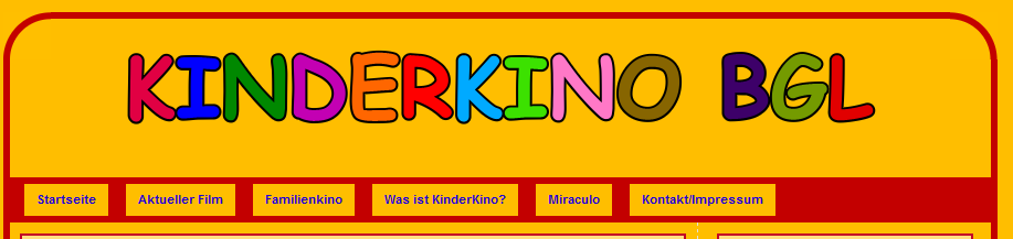 Kinderkino BGL
