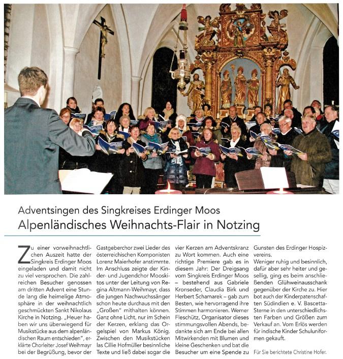 2018-01-12_Pressebericht_Adventsingen_Singkreis_Erdinger_Moos_Oberdinger_Kurier_03