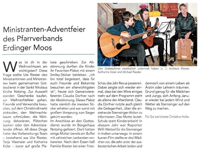 2018-01-12_Pressebericht_Ministranten-Adventsfeier_PV_Oberdinger_Kurier_03