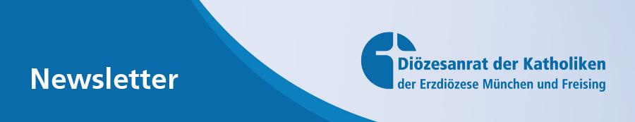 Banner Newsletter Diözesanrat