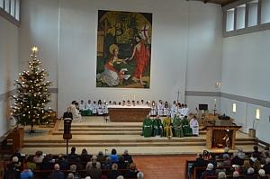 Abschiedsgottesdienst Pfarrer Moderegger in St. Magdalena