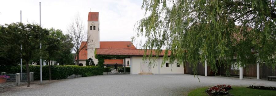 Kirche Aschheim
