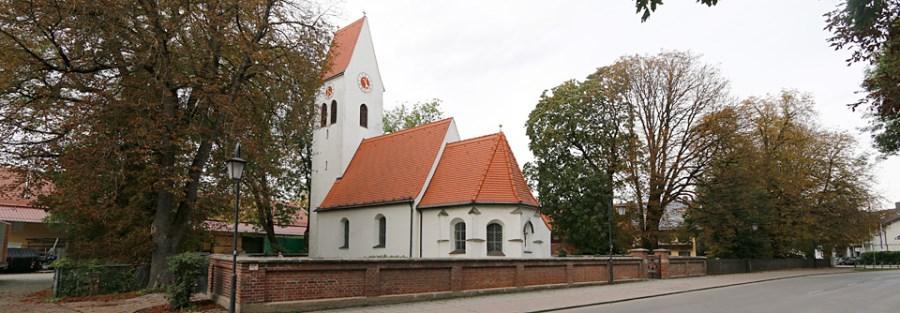 Kirche Dornach