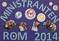 Ministrantenwallfahrt Rom 2014 Plakat