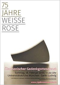 Gottesdienst Weiße Rose