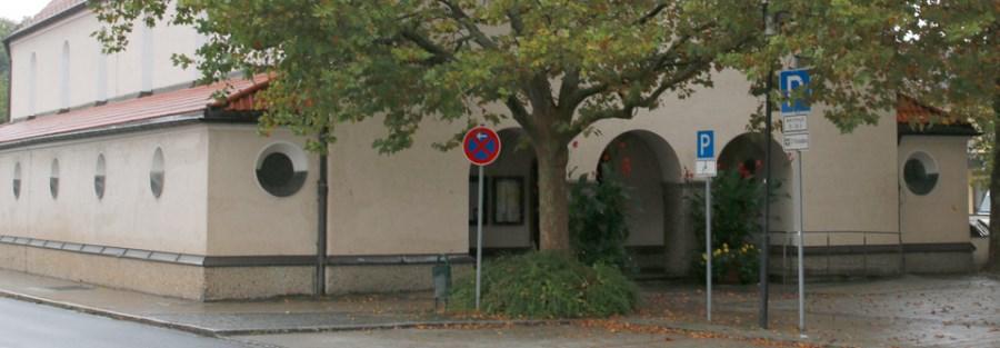 Feldkirchen Eingang