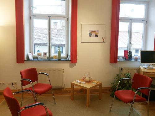 Eheberatung, Paarberatung Holzkirchen: Beratungsraum