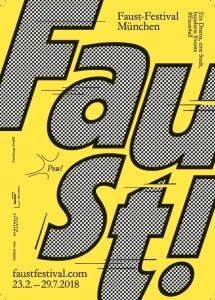 Plakat Faust-Festival