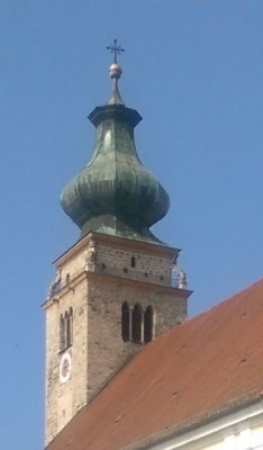 Kirchturm St. Nikolaus