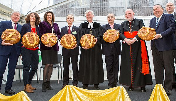 Einweihung Akademie des bayerischen Bäckerhandwerks