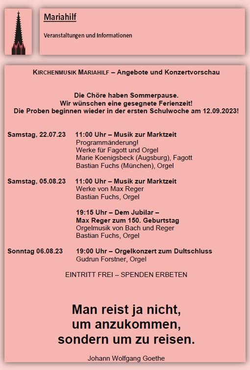 Schaukasten_MH_Infos