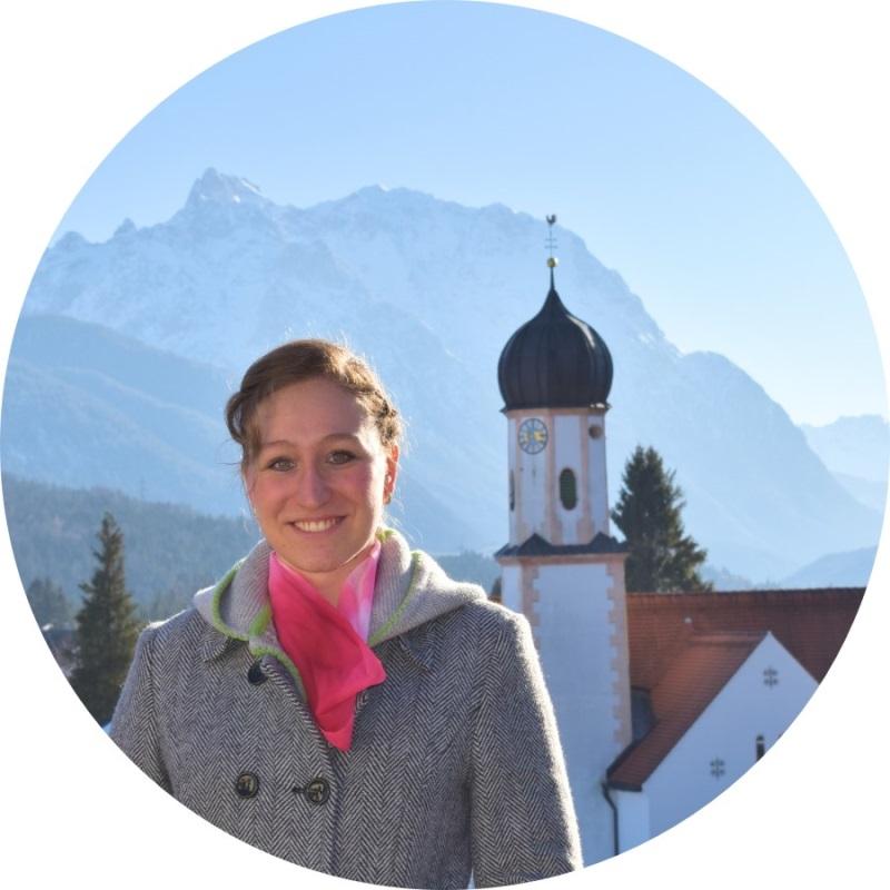 Pfarrgemeinderätin Irmi Holzer
