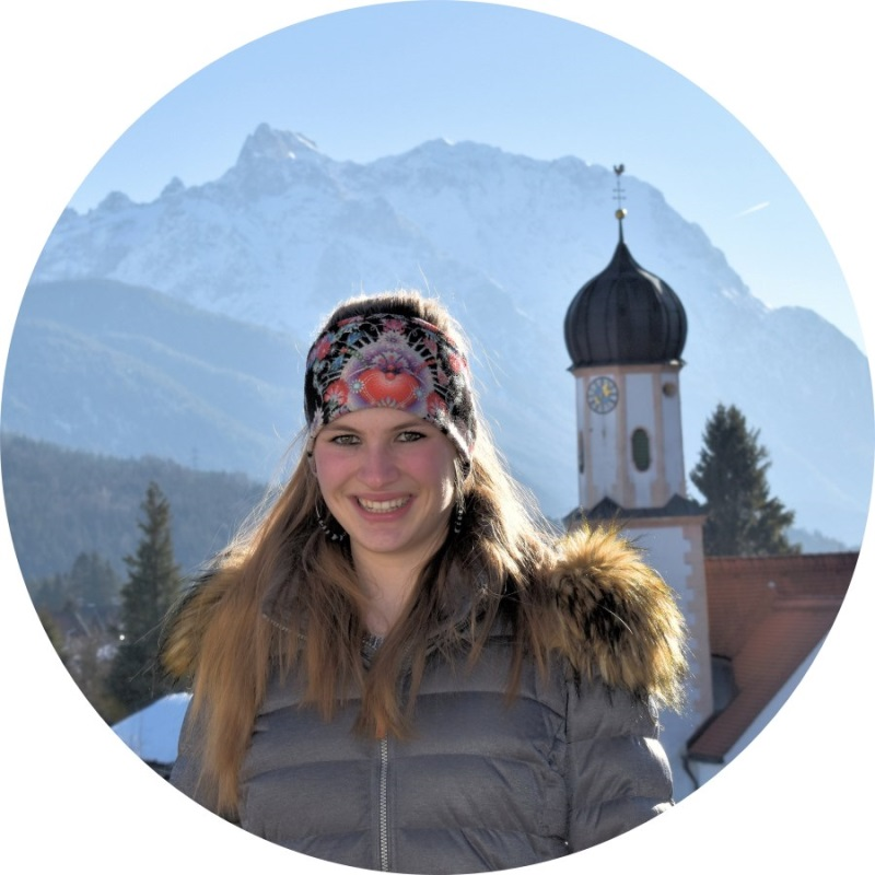 Pfarrgemeinderätin Lisa Kriner