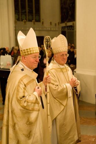 Kardinal Anrede