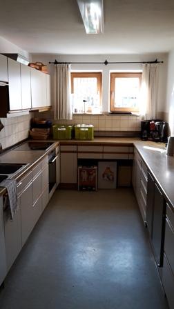 Pfarrheim Küche