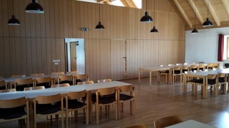 Pfarrheim Saal Bild 2