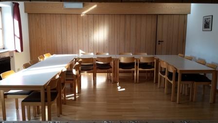 Pfarrheim kleiner Saal Bild 2