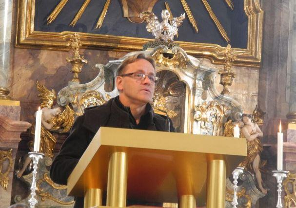 Messe mit Frank Weber