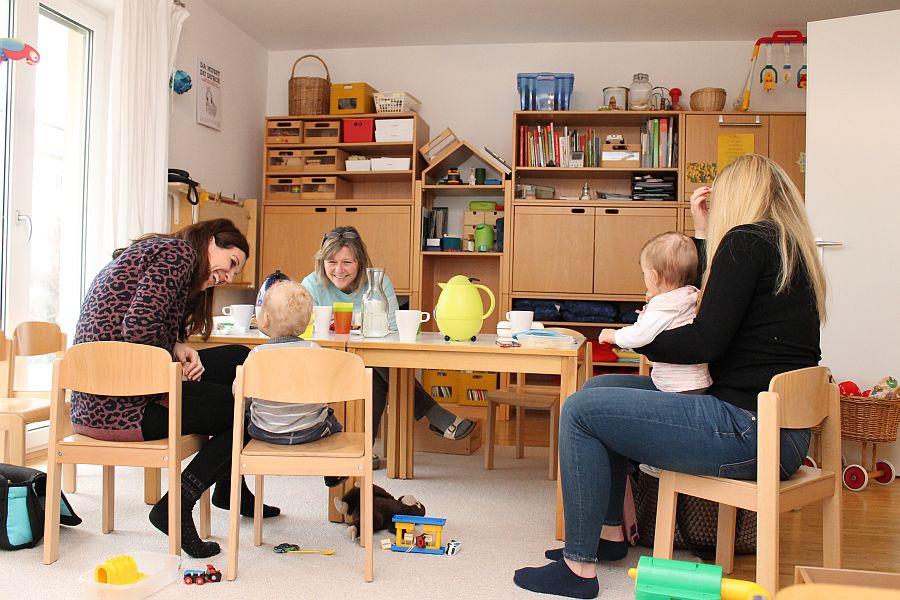 Offener Treff im Haus Dorothee mit Beraterin Dagmar Grallath