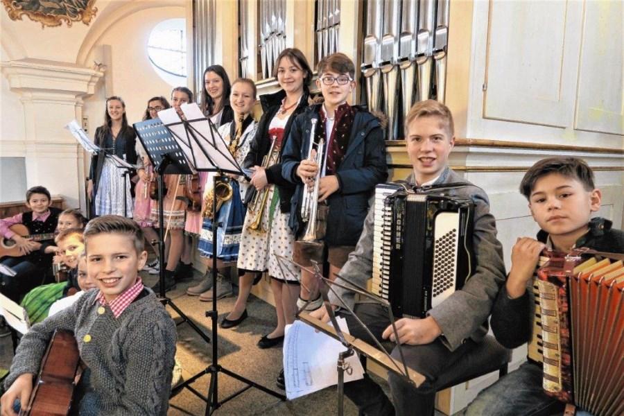 Mini-Orchester PV Neuching-Ottenhofen