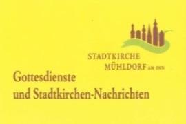 Deckblatt Kirchenanzeiger