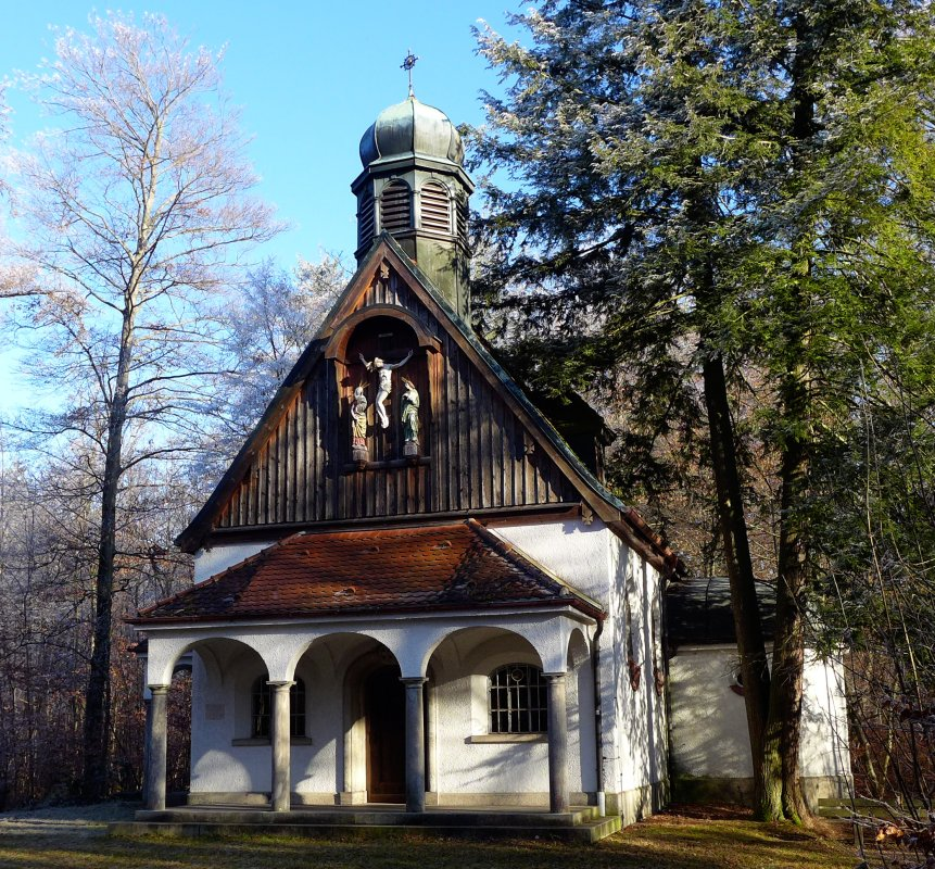 Privatkapelle St. Joseph (Bäckerkapelle).<br/>Foto: Peterf, CC BY-SA 4.0
