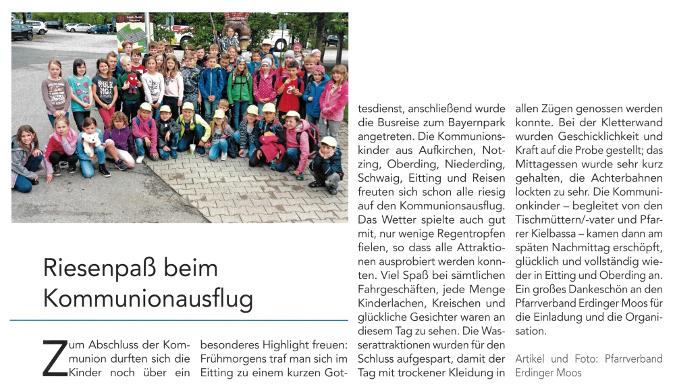 2018-06-15_Pressebericht_Kommunionausflug_PV_ED_Moos_Oberdinger_Kurier_03
