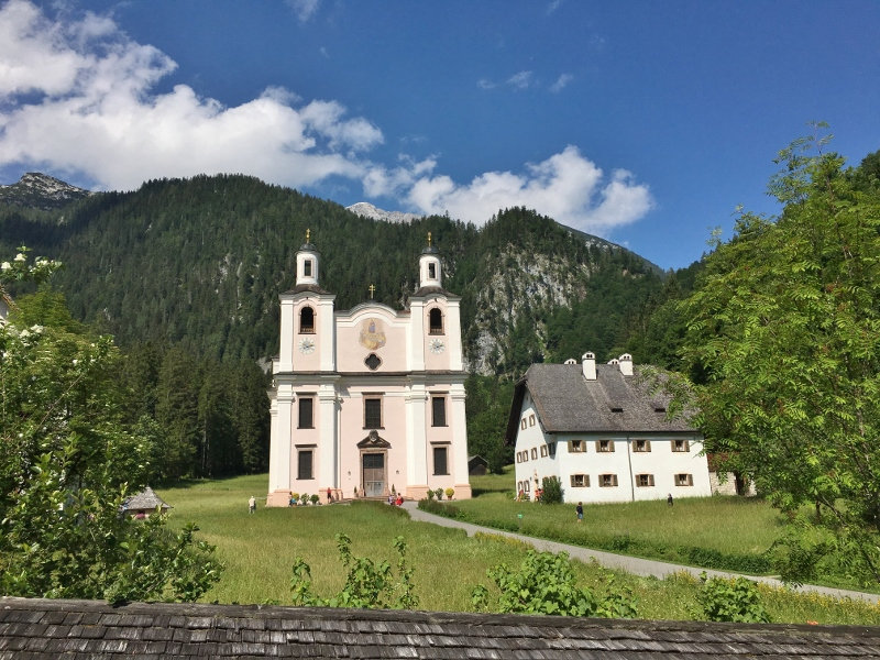 Fußwallfahrt Maria Kirchental (2)