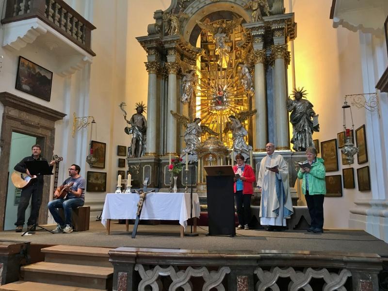 Fußwallfahrt Maria Kirchental (18)