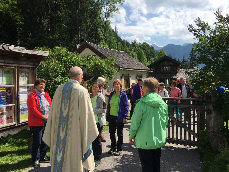 Fußwallfahrt Maria Kirchental 1