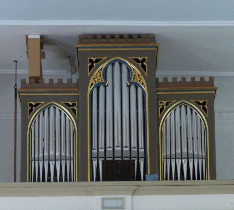 Orgel Pfaffing