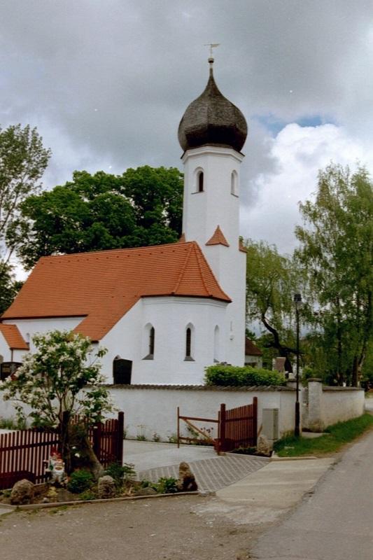 Kirche Englmeng