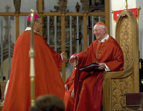 Bischofsjubiläum Kardinal Wetter