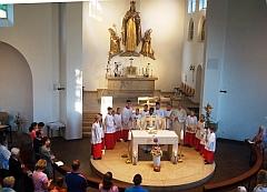 Patrozinium in St. Otto am 30.06.2018