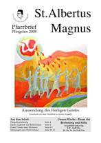Titel Pfingsten 2008 St. Albertus Magnus