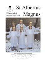 Titel Weihnachten 2005 St. Albertus Magnus