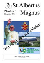 Titel Pfingsten 2006 St. Albertus Magnus