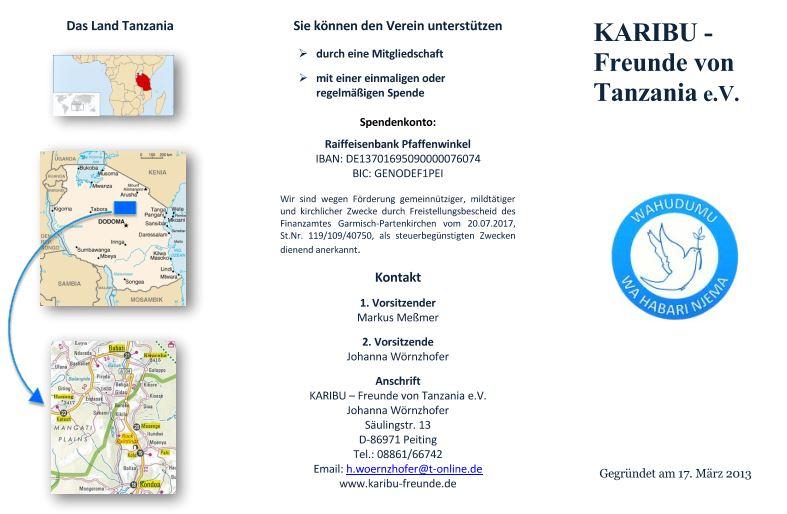Karibu Start