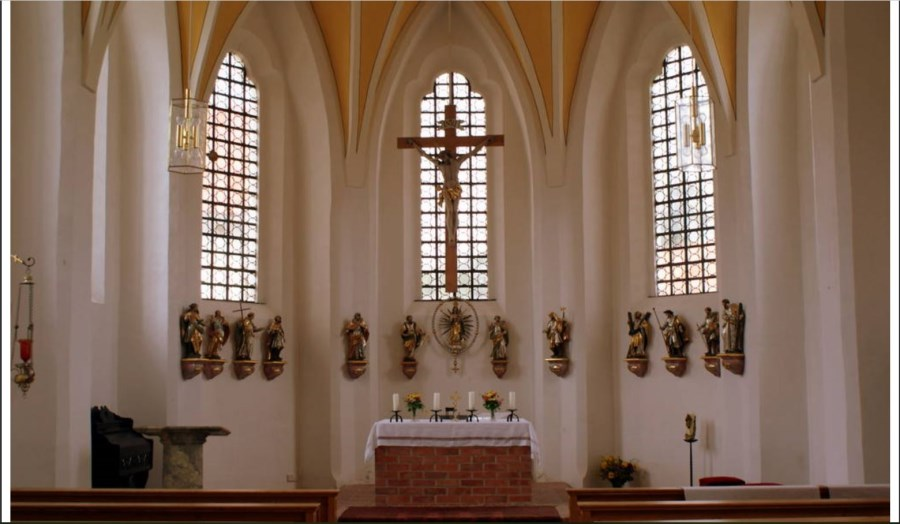Angerskirchen innen