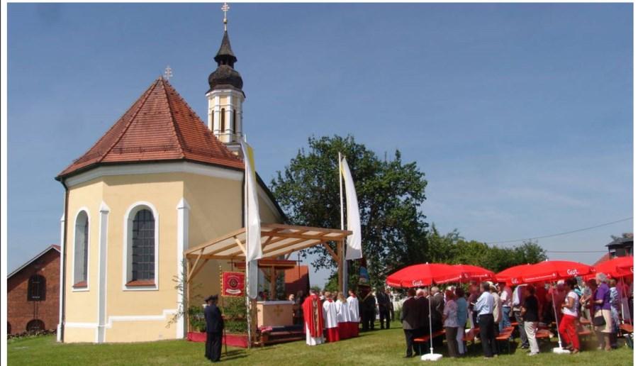 Hampersdorf außen