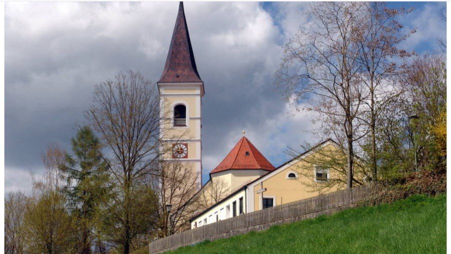 Maria Dorfen außen