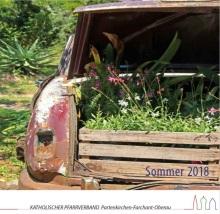 Sommerpfarrbrief 2018 Titel