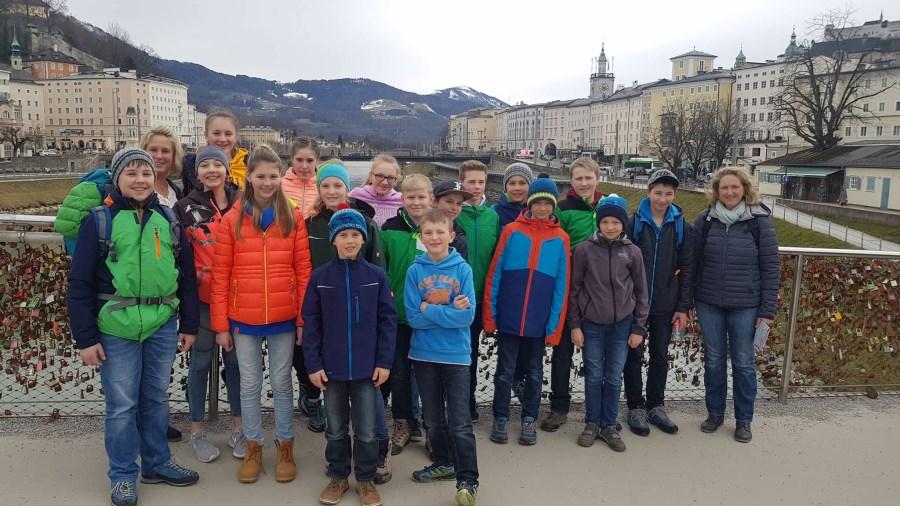 Mini Ausflug Salzburg